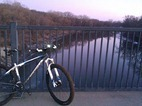 Minnesota River Bottoms, mountain biking