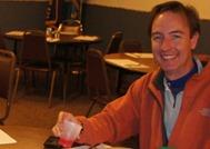 St. Paul Pioneer Press outdoors reporter Dave Orrick