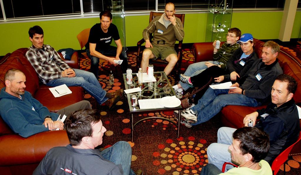 kick off meeting duden
