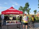 Erik's Bike Shop at the Jesse James Bike Tour