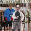 Erik Saltvold at the Jesse James Bike Tour