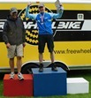 Podium, 60 and Over group, Citizen Class, Freewheel Frolic 2012