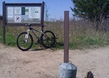 Elm Creek Park mtb trail