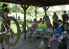 Ryan Anderson, Basic Bike Maintenance Clinic, Cuyuna MTB Fest