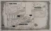 Cuyuna MTB Fest maps: Time Trial, Hill Climb, Poker Run
