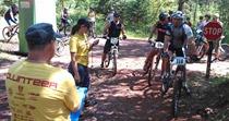 Start of the Hillclimb