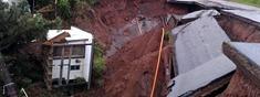 Cody Inn, Duluth flood