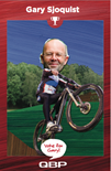 Gary Sjoquist, nominee for this year's Mountain Bike Hall of Fame