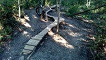 Double X skinny at Theodore Wirth Park