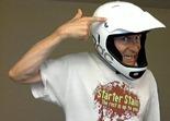 Griff Wigley, POC MIPS helmet