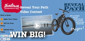 Salsa Cycles Reveal Your Path video contest