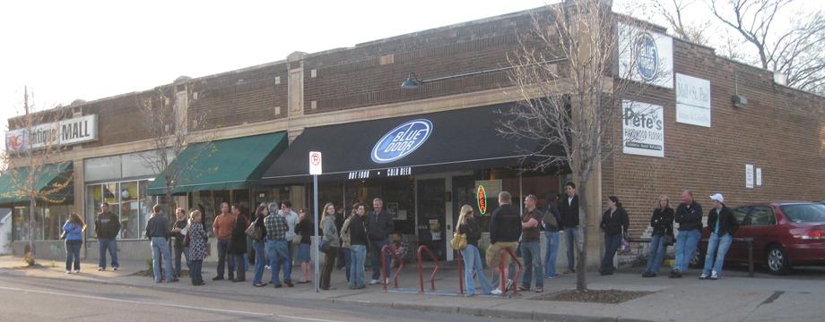 The Blue Door Pub St. Paul ... & Blue Door Pub Archives - Mountain Bike Skills Network pezcame.com
