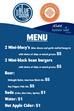 Blue Door Pub menu Lebanon Hills West Trailhead grand opening
