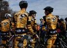 MN High School mountain bike race at Buck Hill