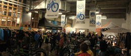 Winter Bike Expo, Freewheel Bike