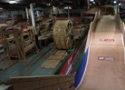 Expert section, Ray's Indoor Bike Park in Milwaukee