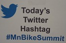 BikeMN's Minnesota Bicycle Summit hashtag