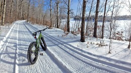 Iron Yeti Sagamore Snowxross course