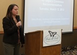 Erika Rivers, Assistant Commissioner of MnDNR