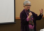 Rep. Phyllis Kahn, Chair of House Legacy Committee