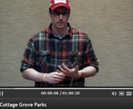 Chance Glasford, Cottage Grove - bike park presentation 3.11