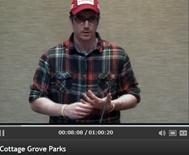 Chance Glasford, Cottage Grove - bike park presentation 3.11