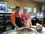 Jim and Maureen Christopher, Heartland Kitchen & Cafe, Crosby, MN