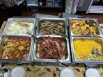 Sunday buffet, Heartland Kitchen & Cafe, Crosby, MNg