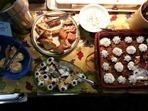 Sunday buffet, Heartland Kitchen & Cafe, Crosby, MNg