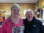 Maureen Christopher and John Schaubach, Crosby, MN