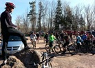 Ride the Keweenaw group ride at MTU