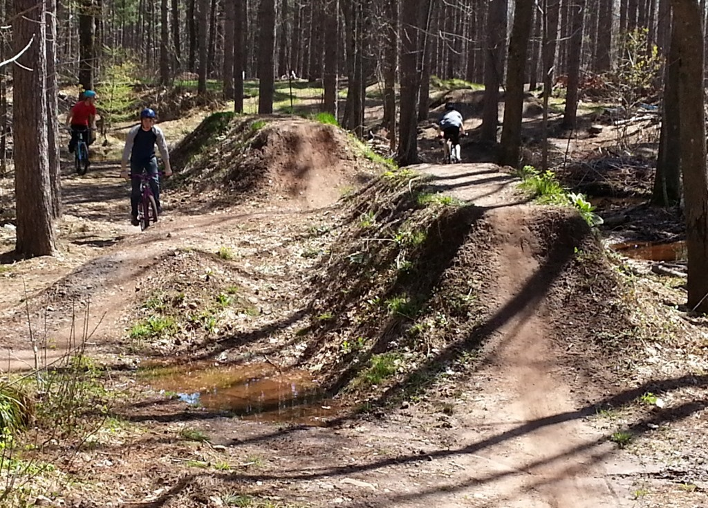 Keweenaw Peninsula Mountain Biking More Than Just Copper
