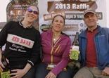 Lianna Miller, Lori Hauswirth, Bill Marlor