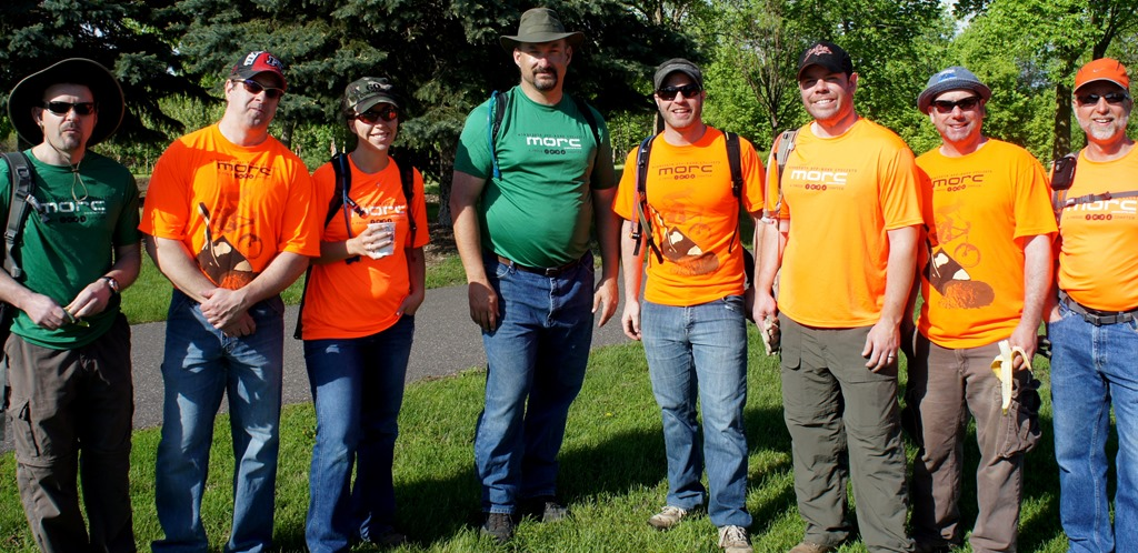 REI hosted their National Trails Day Service Project on Saturday, part ...