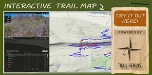 Interactive trail map - Copper Harbor