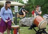 drumming, 2013 Rhino Rally