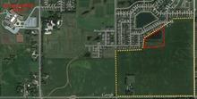 Fargaze Meadows outlined  - Google Earth