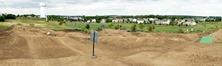 Cottage Grove Bike Park - 4x track construction
