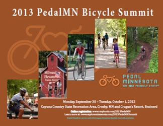 2013 PedalMN Bike Summit