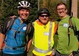 Karl Erbach (Trek), John Schaubach (CLMTBC), Seth Nesselhuf (QBP)