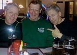 Bottoms Geezers: Larry Marx, Don Youngdahl, Griff Wigley