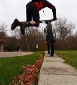 skinny dismount