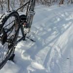 Conditions for near-zero tire pressure