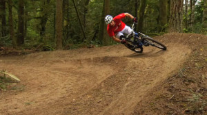 Simon Lawton berm turn