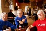 Tim Walsh, Griff Wigley, Dean Davis