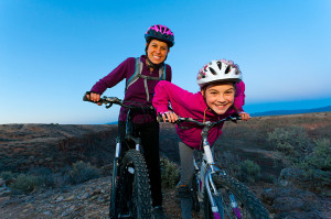 sisters recreational mountain biking