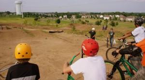 4x track, Cottage Grove Bike Park