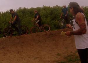 Miguel Masberg, pump track time trial, Cottage Grove Bike Park
