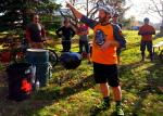 Woolly Bike Club president Mark Fisk