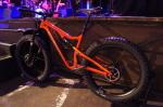 full-suspension carbon Salsa Bucksaw fat bike